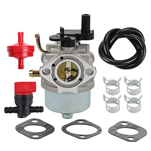 Yermax CCR2450 Carburetor + Fuel Filter for Toro Snow Blower CCR2400 CCR2500 CCR3000 CCR3600 CCR3650 Snowblower Carb