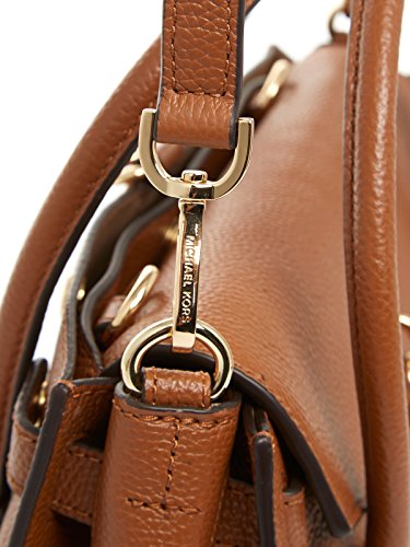MICHAEL KORS BAG MERCER LG ALL IN ONE BAG BORSA DUE MANICI E TRACOLLA, PUO' ESSERE TRASFORMATA IN ZAINO 32 x 24 x 12 cm