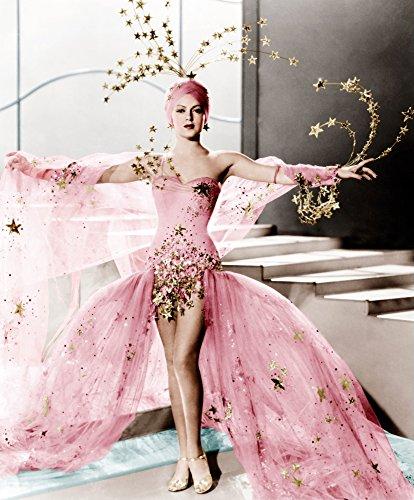 Ziegfeld Girl Lana Turner 1941 Photo Print (16 x 20) (Lana Turner Poster)