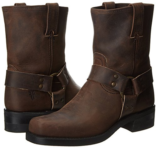 FRYE Men's Harness 8R Boot,Gaucho-87400,7 M US