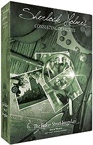 Space Cowboys Sherlock Holmes: Consulting Detective - Baker Street Irregulars
