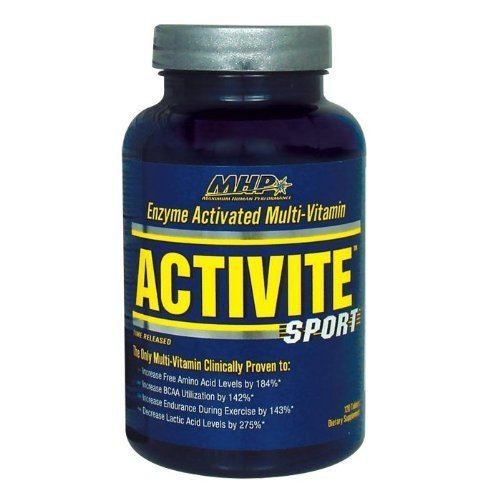MHP Activite Sport, 120 Tablets by Maximum Human - Sport Tablets 120 Activite