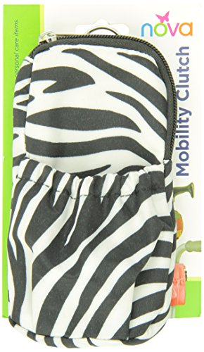 NOVA Medical Products Mobility Wristlets, Zebra by NOVA Medical Products