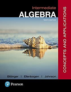 Intermediate algebra concepts applications 9th edition intermediate algebra concepts and applications 10th edition fandeluxe Images