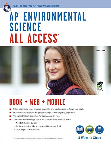 AP® Environmental Science All Access Book + Online + Mobile (Advanced Placement (AP) All Access)