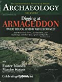 img - for Archaeology, Volume 52 Number 6, November/December 1999 book / textbook / text book
