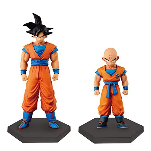 Banpresto Dragon Formative Krillin Figures