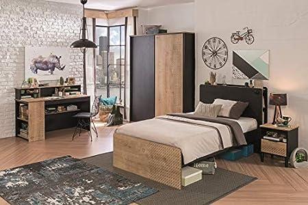 Cilek Jugendzimmer Black L Matratze Bambus Matratze 120x200 Cm 169 Amazon De Kuche Haushalt