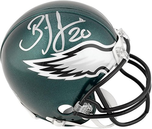 Brian Dawkins Philadelphia Eagles Autographed Riddell Mini Helmet - Fanatics Authentic Certified - Autographed NFL Mini ()