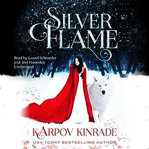 Download audiobook Silver Flame: Vampire Girl, Book 3