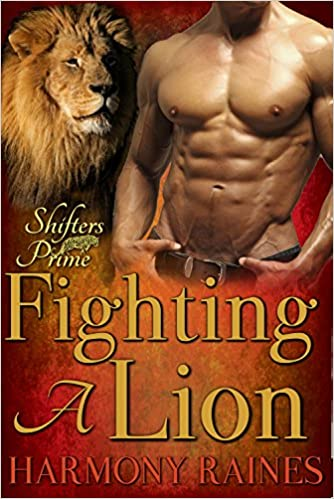 Download PDF Fighting A Lion - BBW Paranormal Lion Shape Shifter Romance