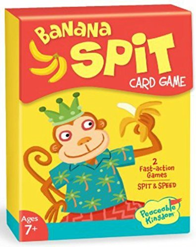 Peacable Kingdom Banana Split Card Game (Banana Split Card Game)