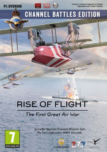 Rise of Flight - Channel Battles Edition (PC DVD) (UK Import) (Rise Of Flight Pc Game)