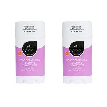 aeec872a64c Amazon.com   All Good Deodorant for Women