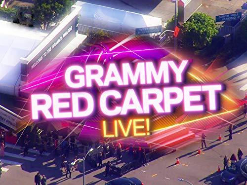 GRAMMY RED CARPET LIVE