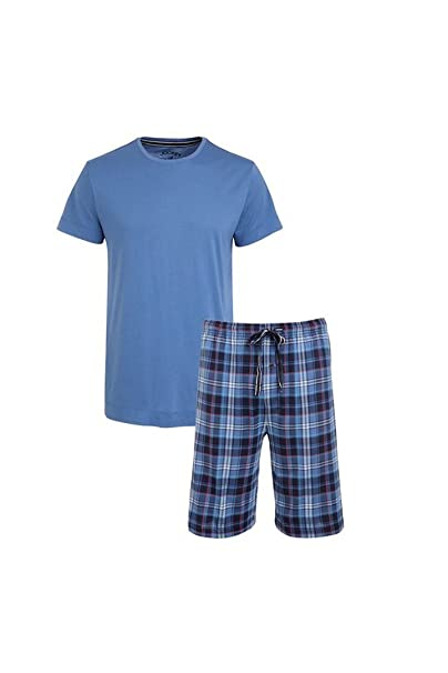 Jockey - Pijama - para hombre star blue Small