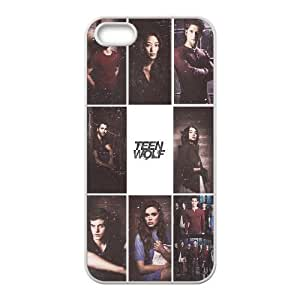Steve-Brady Phone case TV Show Teen Wolf For Apple Iphone 5 5S Cases Pattern-12 by runtopwell
