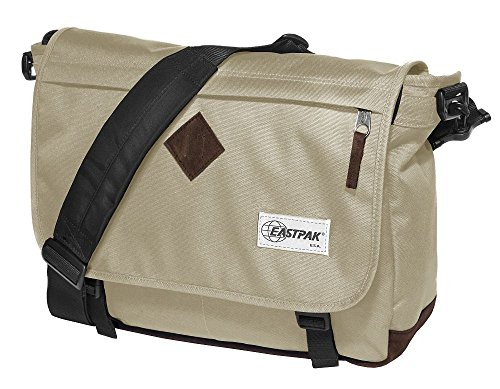 Eastpak Bolsa messenger Delegate Beige / Chocolate