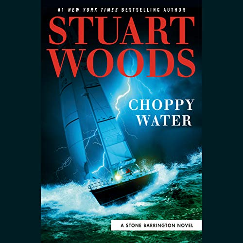 Book Cover: Choppy Water