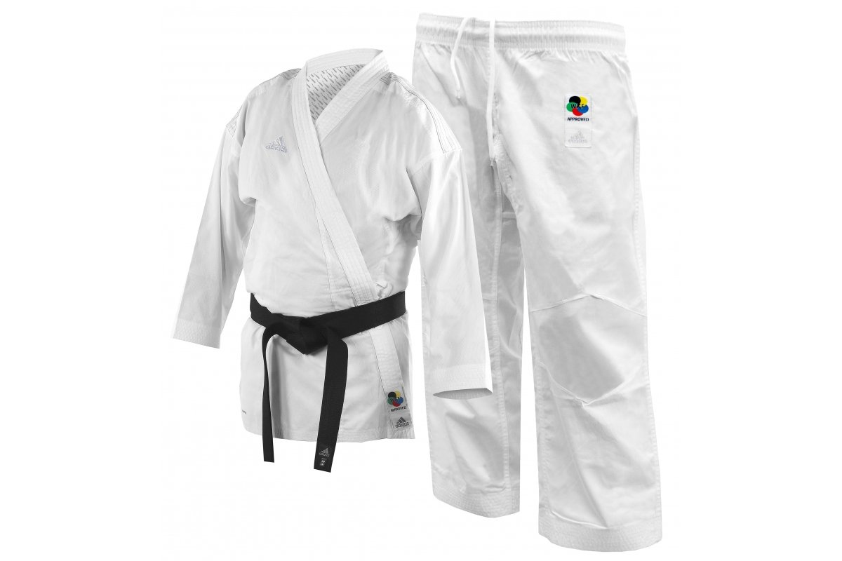 Adidas Adidas Adidas K220KF Kumite Fighter Karate Gi B01F91YTPQ Sets Eigenschaften 7dc7cf