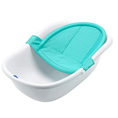 Almohada de la Tina del baño del bebé, Almohadilla de ...