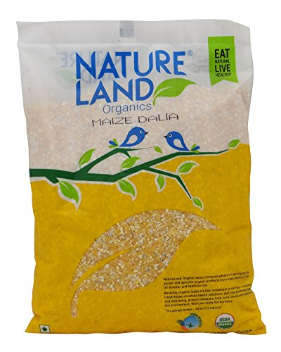 NatureLand Organics Maize Dalia 17.63 Ounce - USDA Certified
