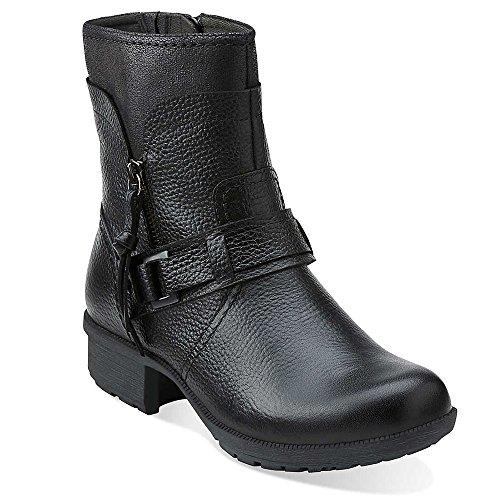 Clarks Raadsel Avant Damen Stiefel Zwarte