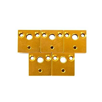 L.W.S Accesorios de Impresora Kit de boquillas para Impresora 3D ...