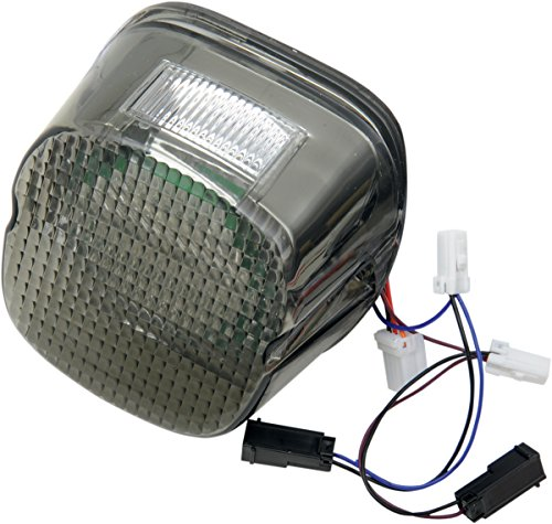 (Custom Dynamics LED Integrated Taillight with window - Smoke)