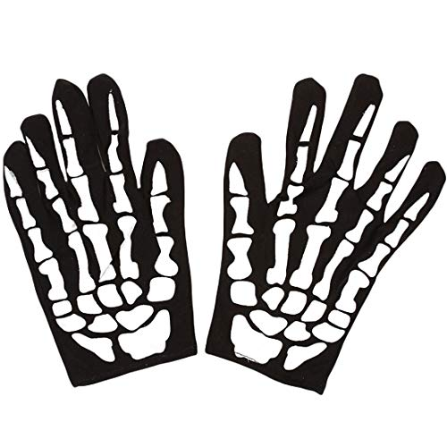 Party Diy Decorations - 8 Types Halloween Skeleton Gloves Bone Witch Hat Nails Terror Animal Lanterns Bloody Makeup - Decorations Party Party Decorations Decor Halloween Plastic Skeleton W -