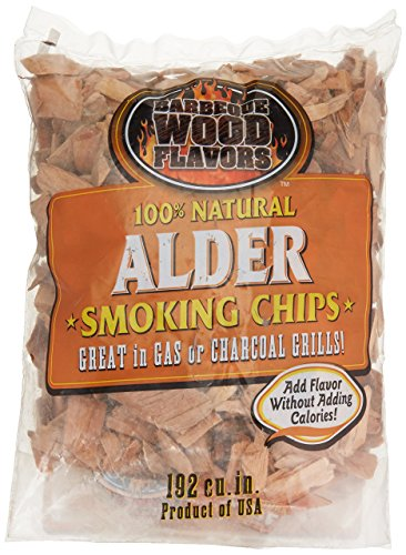 BWF ENTERPRISES 90305 2 lb Alder BBQ Wood Chips by BWF ENTERPRISES