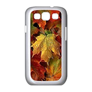 SOPHIA Phone Case Of Maple leaves Fashion Style Colorful Painted For Samsung Galaxy S3 I9300