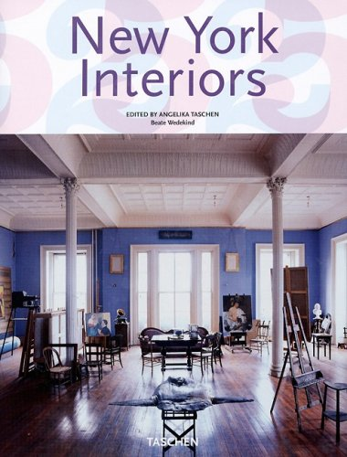 New York Interiors (French, German and English Edition)