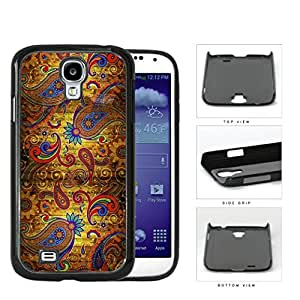 Colorful Tribal Floral Pattern Hard Plastic Snap On Cell Phone Case Samsung Galaxy S4 SIV I9500