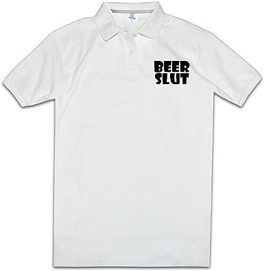 Cerveza zorrita Hombres Golf Polo camisas: Amazon.es: Ropa y ...