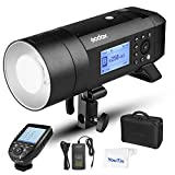 Godox AD400Pro 400Ws TTL Battery-Powered Monolight GN72 1/8000s HSS All-in-One Outdoor Flash Strobe + Xpro-c Trigger Transmission
