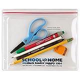 StoreSMART School-Home Binder Supply Case - Medium - 10-Pack - SC1628-10