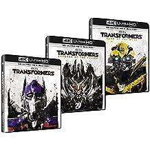 [Amazon. Co. JP Limited] transformers + Transformers Revenge Of The + Transformers/Dark Side Moon 3Rolls/PK (K Ultra HD + Blu-Ray Set) (3Rolls/PK, Original Storage Box