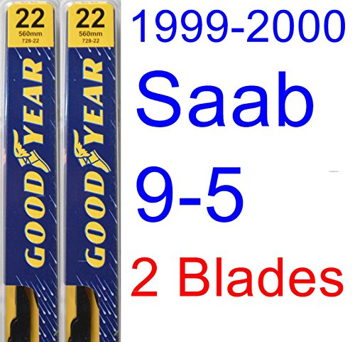 1999-2000-saab-9-5-replacement-wiper-blade-set-kit-set-of-2-blades-goodyear-wiper-blades-premium