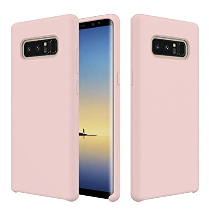 Amazon.com: Anyos Galaxy Note 8 Funda, Líquido Gel de goma ...