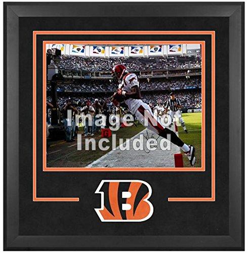 Cincinnati Bengals Deluxe 16x20 Horizontal Photograph Frame by Mounted Memories