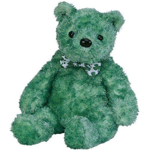 TY Beanie Baby - LUCK-e the Irish Bear (Internet Exclusive) ()