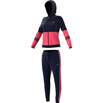 adidas WTS Co Energize Chándal, Mujer, Tinley/Rosrea/Blanco, XL ...