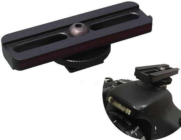 Higoo Universal Blitzschuh Adapter Für Blitzlichter 20 Mm Schienenadapter Für Optics Scope Sight