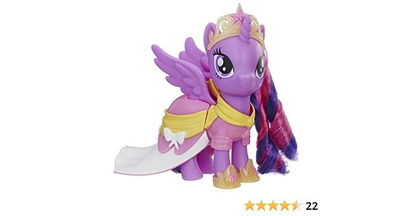 My Little Pony Pinkie Pie Hasbro Girl Toy Figure Snap On Fashion Dress Band New
