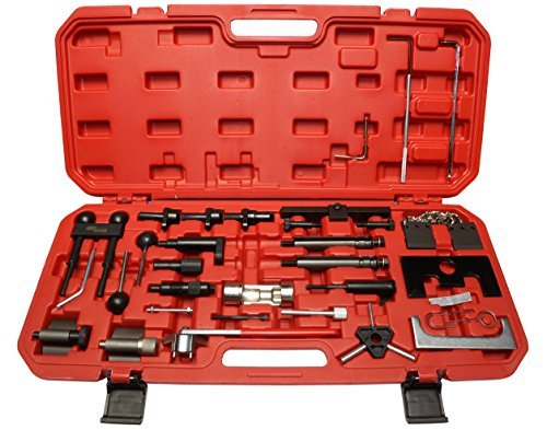 Red Line Tools RL4740 Volkswagen and Audi 4 Cylinder Gas and Diesel Timing Tool Kit by Red Line Auto Tools (Image #1)