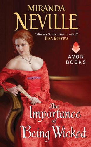 book cover of The Importance of Being Wicked