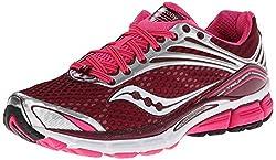 Saucony Women's Triumph 11 Running Shoe,White/Vizicoral/Navy,5 W US
