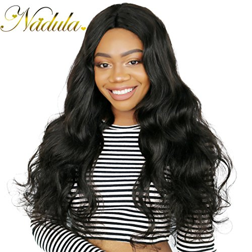Nadula Hair 7a Best Quality Brazilian Body Wave Virgin Hair Extensions 3 Bundles 18 20 22 Brazilian Wavy Unprocessed Human Hair Weave Natural Color by Nadula (Image #6)