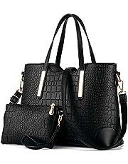 SYKT Monederos y bolsos para las bolsas de asas de hombro de la bolsa para mujer Carteras
